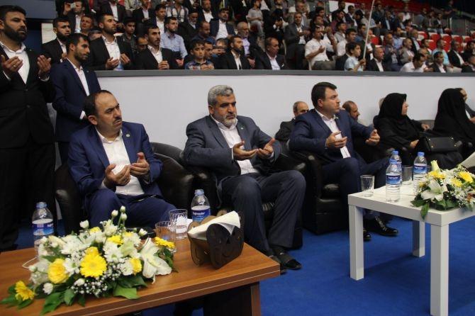 Yapıcıoğlu yeniden Genel Başkan seçildi galerisi resim 40