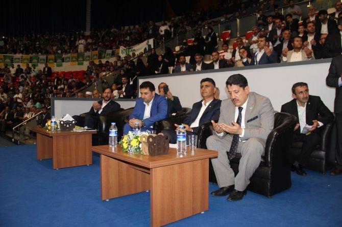 Yapıcıoğlu yeniden Genel Başkan seçildi galerisi resim 41