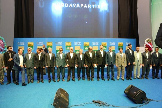 Yapıcıoğlu yeniden Genel Başkan seçildi galerisi resim 51