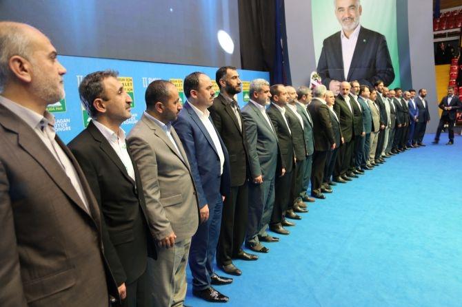 Yapıcıoğlu yeniden Genel Başkan seçildi galerisi resim 52