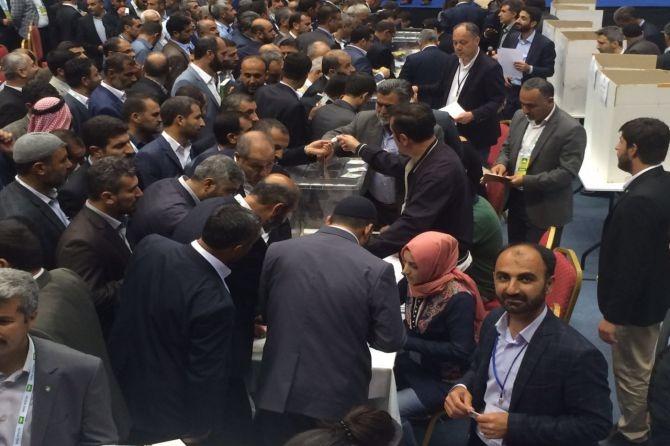 Yapıcıoğlu yeniden Genel Başkan seçildi galerisi resim 60