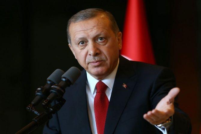 Cumhurbaşkanı Erdoğan gençleri ağırladı galerisi resim 10