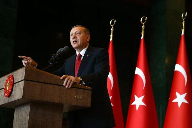 Cumhurbaşkanı Erdoğan gençleri ağırladı galerisi resim 12