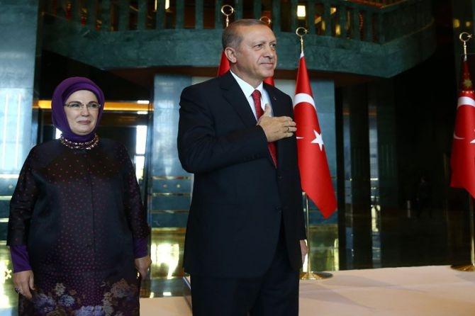 Cumhurbaşkanı Erdoğan gençleri ağırladı galerisi resim 2