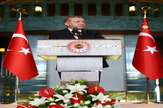 Cumhurbaşkanı Erdoğan gençleri ağırladı galerisi resim 4