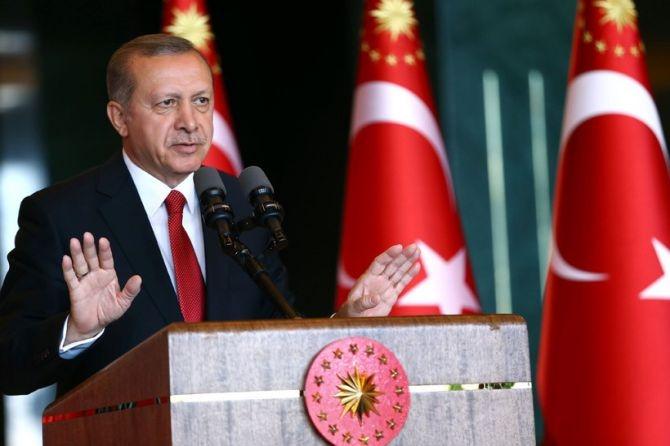 Cumhurbaşkanı Erdoğan gençleri ağırladı galerisi resim 6