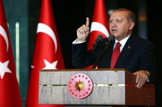 Cumhurbaşkanı Erdoğan gençleri ağırladı galerisi resim 7