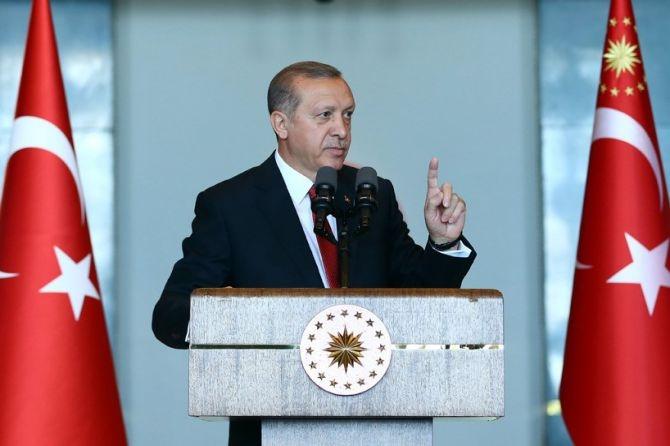 Cumhurbaşkanı Erdoğan gençleri ağırladı galerisi resim 8