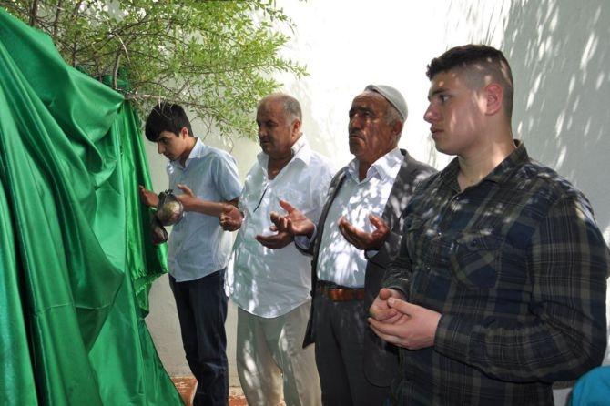 Şeyh Mahmut Türbesi'ne ziyaretçi akını galerisi resim 11