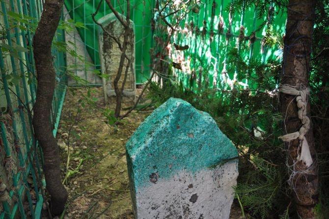 Şeyh Mahmut Türbesi'ne ziyaretçi akını galerisi resim 13