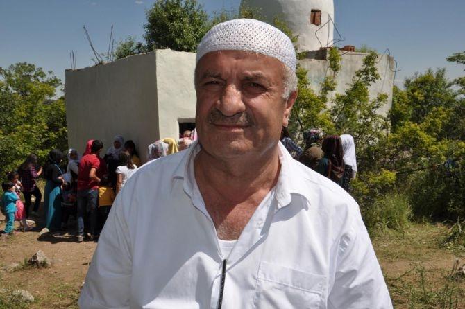 Şeyh Mahmut Türbesi'ne ziyaretçi akını galerisi resim 14