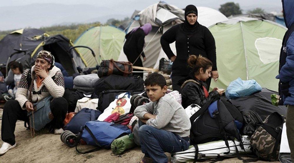 Yunanistan'ın Makedonya sınırındaki İdomeni kampı boşaltılıyor galerisi resim 2