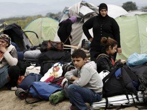 Yunanistan'ın Makedonya sınırındaki İdomeni kampı boşaltılıyor