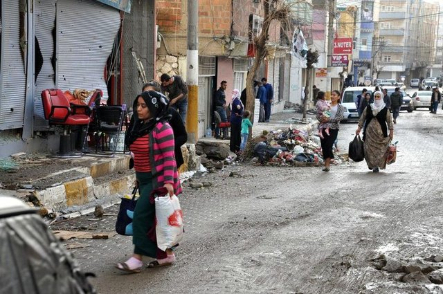 36 Gün'den sonra vatandaşlar sokağa çıktı galerisi resim 21