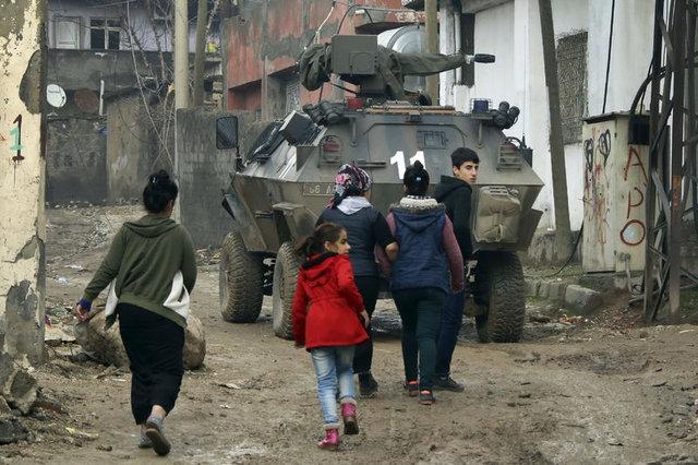36 Gün'den sonra vatandaşlar sokağa çıktı galerisi resim 9