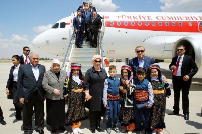 Cumhurbaşkanı Erdoğan'dan ABD'ye PYD tepkisi galerisi resim 1