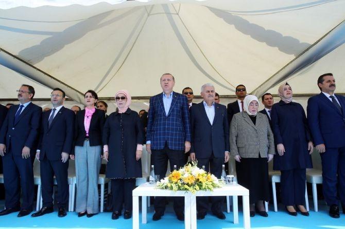 Cumhurbaşkanı Erdoğan'dan ABD'ye PYD tepkisi galerisi resim 12