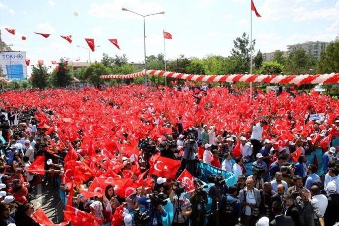 Cumhurbaşkanı Erdoğan'dan ABD'ye PYD tepkisi galerisi resim 13
