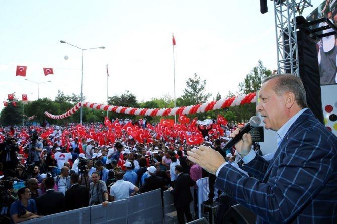 Cumhurbaşkanı Erdoğan'dan ABD'ye PYD tepkisi galerisi resim 15