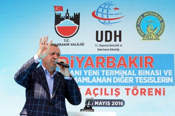 Cumhurbaşkanı Erdoğan'dan ABD'ye PYD tepkisi galerisi resim 17