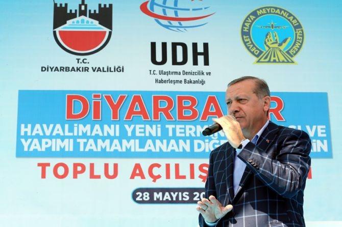 Cumhurbaşkanı Erdoğan'dan ABD'ye PYD tepkisi galerisi resim 18
