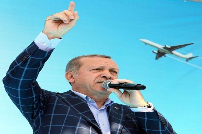 Cumhurbaşkanı Erdoğan'dan ABD'ye PYD tepkisi galerisi resim 19