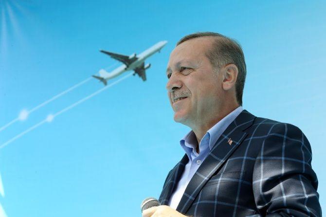 Cumhurbaşkanı Erdoğan'dan ABD'ye PYD tepkisi galerisi resim 21