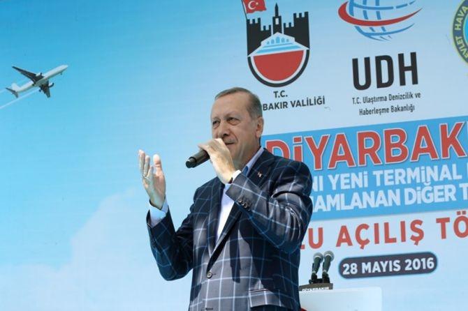 Cumhurbaşkanı Erdoğan'dan ABD'ye PYD tepkisi galerisi resim 22