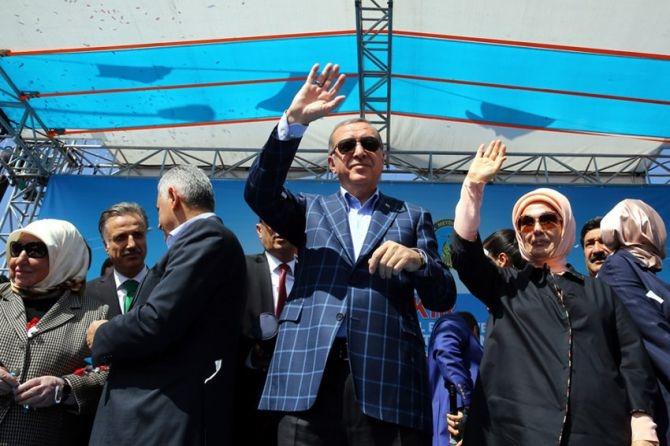 Cumhurbaşkanı Erdoğan'dan ABD'ye PYD tepkisi galerisi resim 24