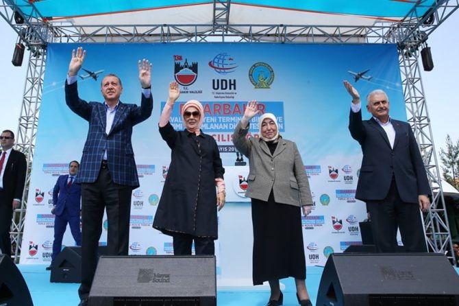 Cumhurbaşkanı Erdoğan'dan ABD'ye PYD tepkisi galerisi resim 25
