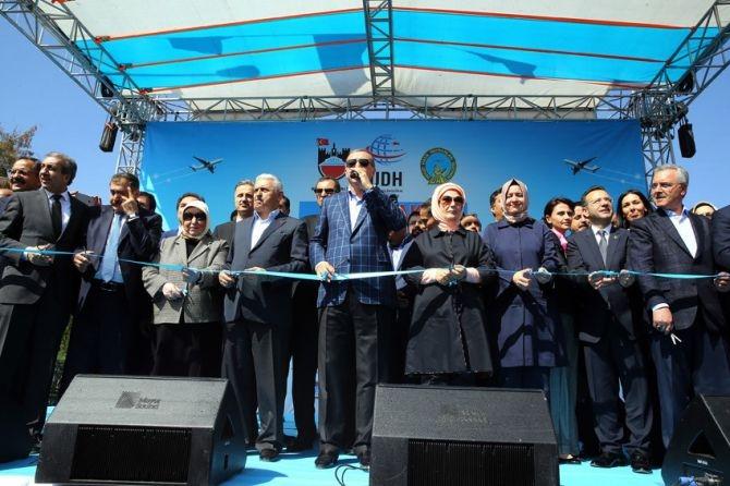 Cumhurbaşkanı Erdoğan'dan ABD'ye PYD tepkisi galerisi resim 27