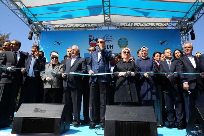 Cumhurbaşkanı Erdoğan'dan ABD'ye PYD tepkisi galerisi resim 28