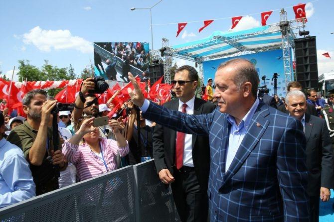 Cumhurbaşkanı Erdoğan'dan ABD'ye PYD tepkisi galerisi resim 3
