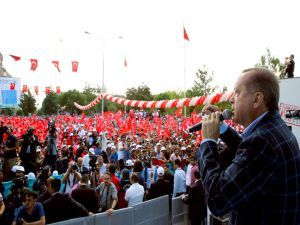 Cumhurbaşkanı Erdoğan'dan ABD'ye PYD tepkisi