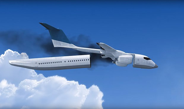 Uçak kazalarında yaşanan can kaybı önlenebilir mi? galerisi resim 1