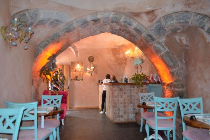 810 Yıllık Tarihi Sultan Hamamı Restoran olarak hizmet veriyor galerisi resim 11