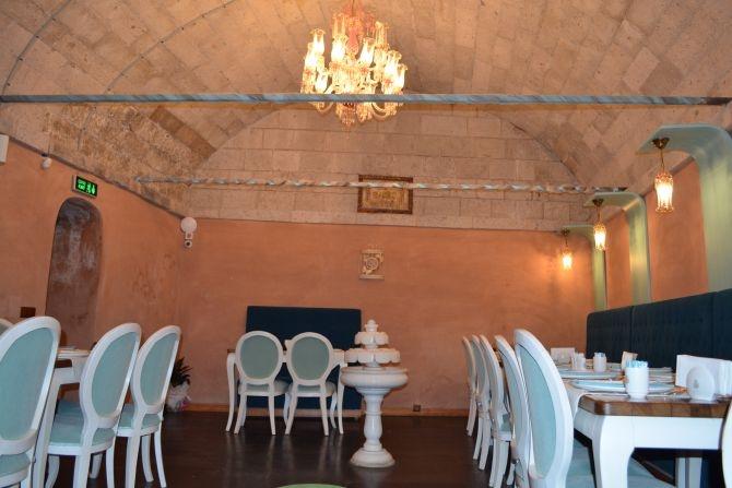810 Yıllık Tarihi Sultan Hamamı Restoran olarak hizmet veriyor galerisi resim 14