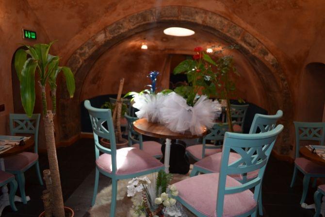 810 Yıllık Tarihi Sultan Hamamı Restoran olarak hizmet veriyor galerisi resim 15