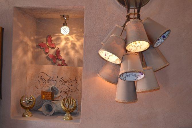 810 Yıllık Tarihi Sultan Hamamı Restoran olarak hizmet veriyor galerisi resim 19