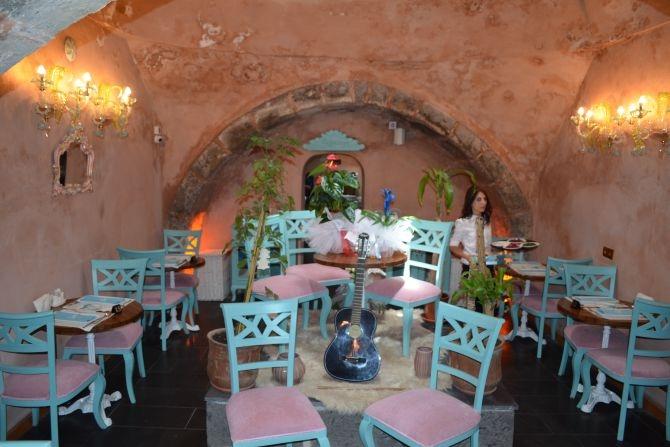 810 Yıllık Tarihi Sultan Hamamı Restoran olarak hizmet veriyor galerisi resim 22