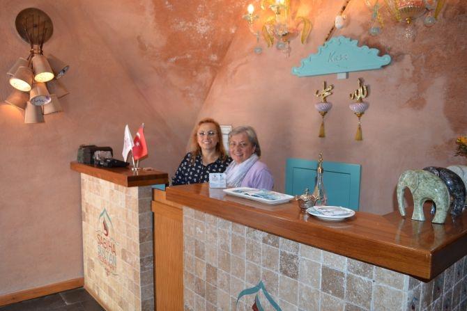 810 Yıllık Tarihi Sultan Hamamı Restoran olarak hizmet veriyor galerisi resim 4
