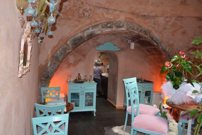 810 Yıllık Tarihi Sultan Hamamı Restoran olarak hizmet veriyor galerisi resim 6