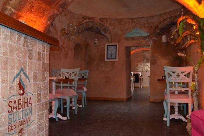 810 Yıllık Tarihi Sultan Hamamı Restoran olarak hizmet veriyor galerisi resim 8