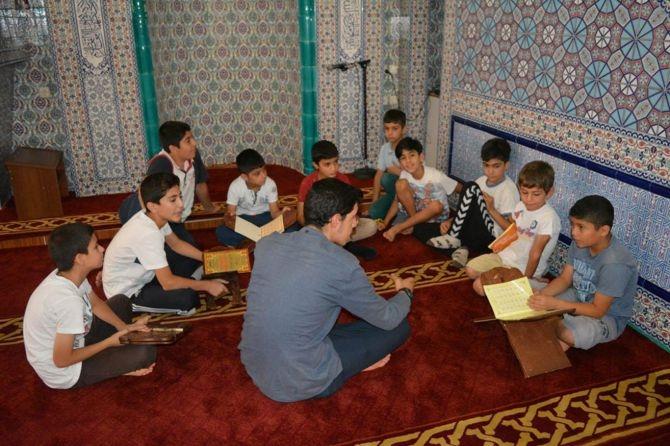 Camiler çocuklarla cıvıl cıvıl galerisi resim 11