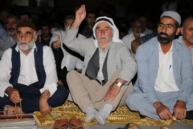 Diyarbakır'da Şeyh Said ve dava arkadaşları anıldı galerisi resim 10
