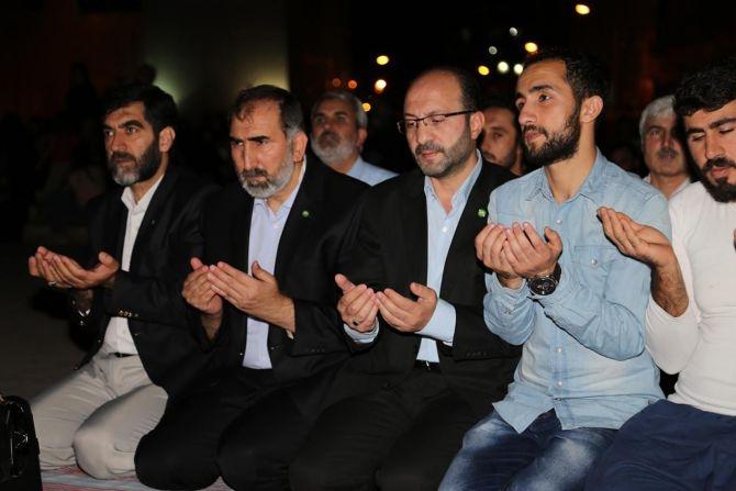 Diyarbakır'da Şeyh Said ve dava arkadaşları anıldı galerisi resim 17
