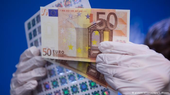 Avrupa Merkez Bankası yeni 50'liği tanıttı galerisi resim 11