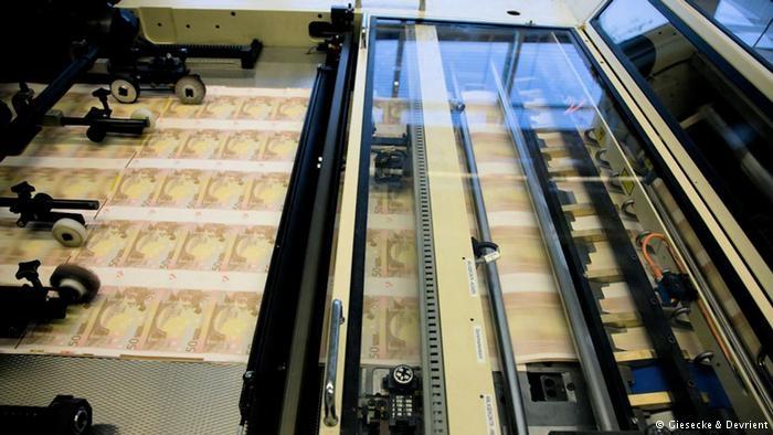 Avrupa Merkez Bankası yeni 50'liği tanıttı galerisi resim 7
