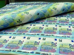 Avrupa Merkez Bankası yeni 50'liği tanıttı