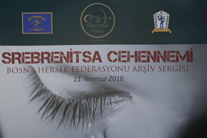 Okçular Vakfı Srebrenitsa'yı unutmadı galerisi resim 13